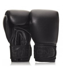Hook and Loop Boxing Training Gloves