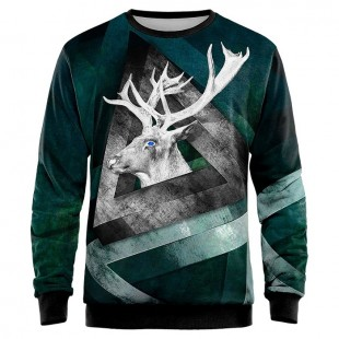 Custom Sublimated Men Sweatshirts