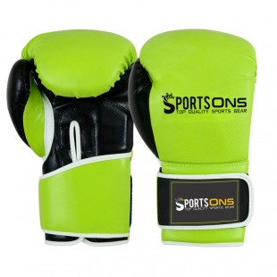 High Quality Synthetic Leather Boxing Gloves