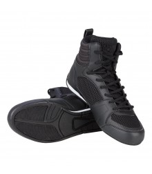 Personalized Top Matte Leather Boxing Shoes