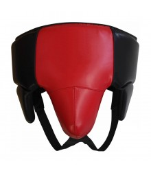 Artificial Leather Pro Boxing Groin Guard