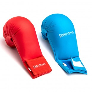Karate Mitts with Thumb Protection