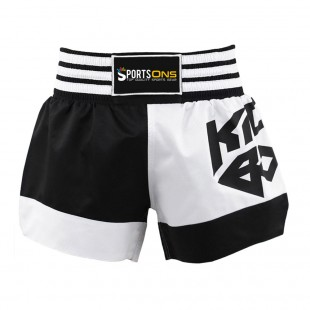 Custom Printed Kickboxing Trunks