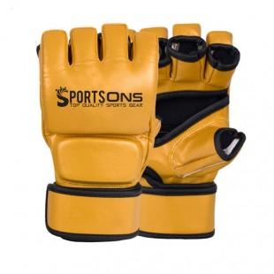 Mixed Martial Arts Training Gloves