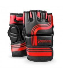 MMA Pro Protective Grappling Gloves