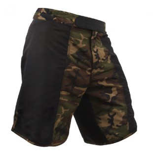 Custom Sublimated MMA Fight Shorts
