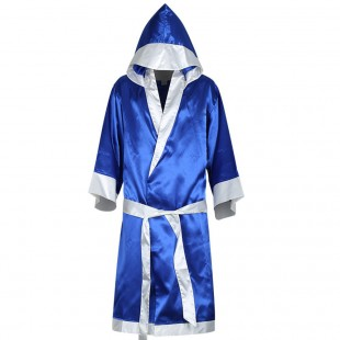 Men Boxing Robe with Hood