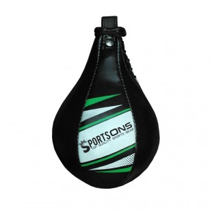 Cowhide Leather Boxing Training Speed Bag